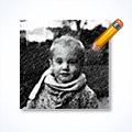 Effet Dessin au Crayon
